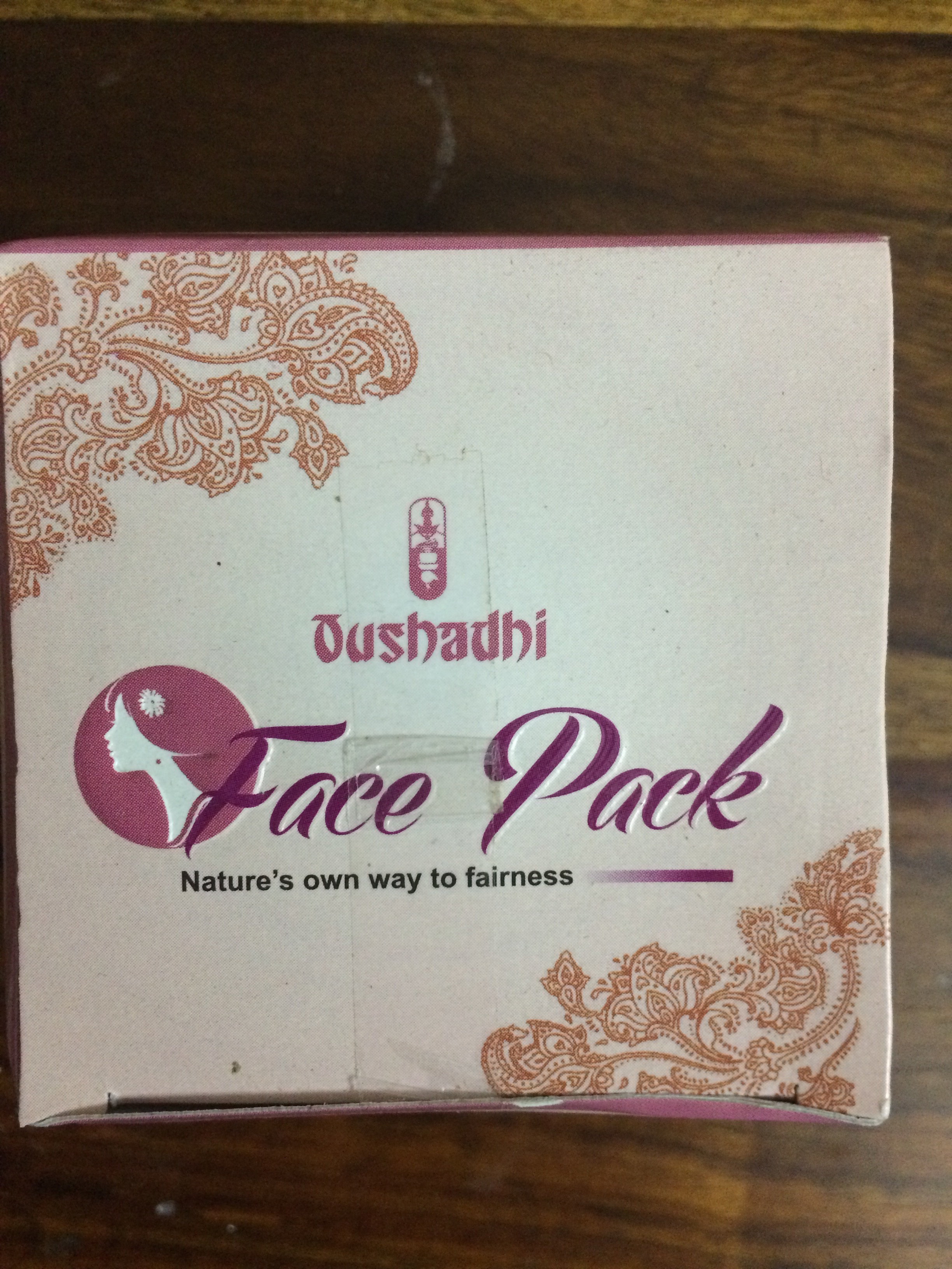 Oushadhi Face Pack